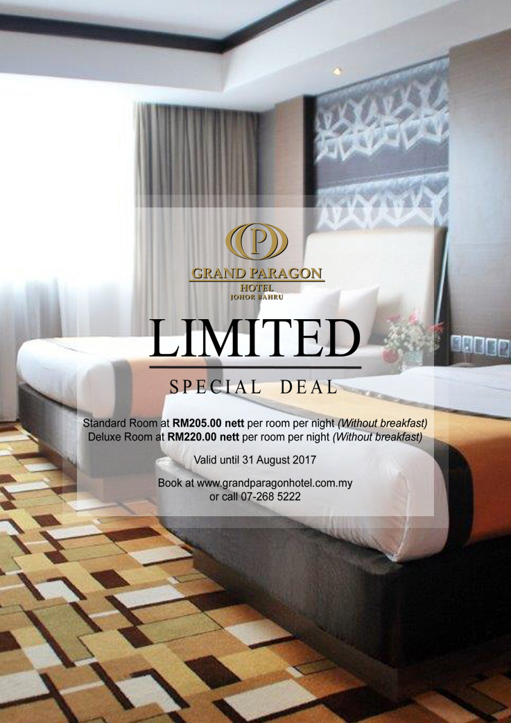 Hotel Limited Special Deal